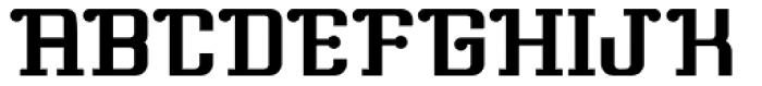 Rodinia Font UPPERCASE
