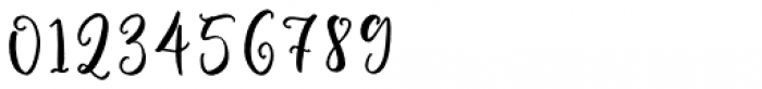 Roelle Regular Font OTHER CHARS