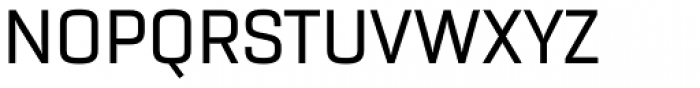 Rogan Medium Font UPPERCASE