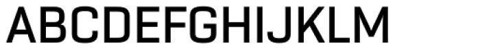 Rogan Semi Bold Font UPPERCASE
