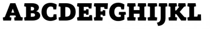 Rogliano Black Font UPPERCASE