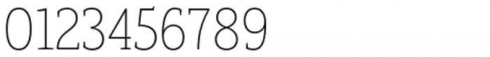 Rogliano Thin Font OTHER CHARS
