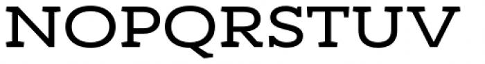 RoglianoPro Expanded Bold Font UPPERCASE