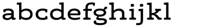 RoglianoPro Expanded Bold Font LOWERCASE