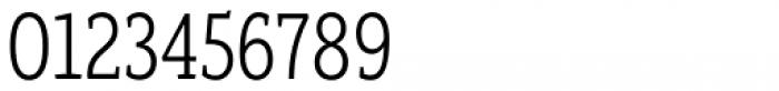 RoglianoPro Semi Condensed Light Font OTHER CHARS