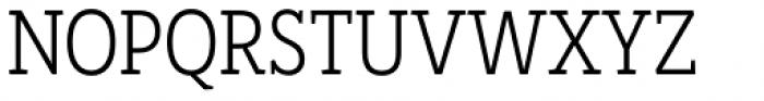 RoglianoPro Semi Condensed Light Font UPPERCASE