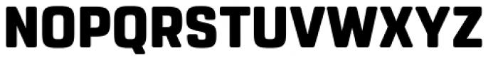 Rohn Rounded Heavy Font UPPERCASE