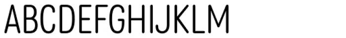Rolade Light Font UPPERCASE