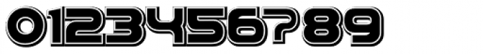 Roland TR909 Font OTHER CHARS