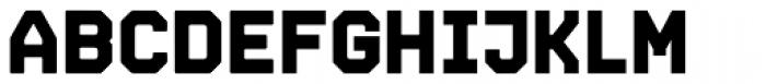 Rolanti Bold Font UPPERCASE
