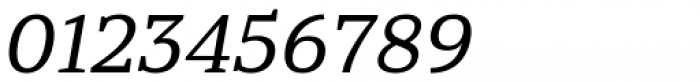 Rolleston Text Italic Font OTHER CHARS