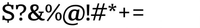 Rolleston Text Medium Font OTHER CHARS
