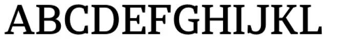Rolleston Text Medium Font UPPERCASE