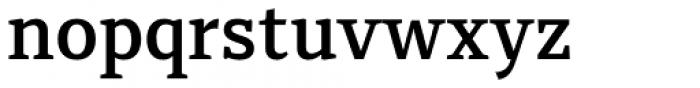 Rolleston Text Medium Font LOWERCASE