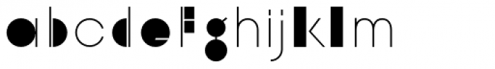 Rolly Pops Font LOWERCASE