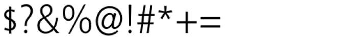 Rolphie 01 Light Half Condensed Font OTHER CHARS
