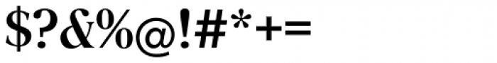 Romana EF Medium Font OTHER CHARS