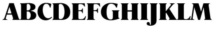 Romana EF Ultra Font UPPERCASE