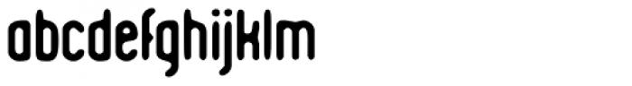 Romantico Font LOWERCASE