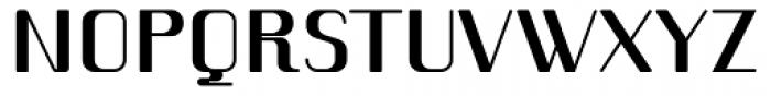 Romero Bold Font UPPERCASE