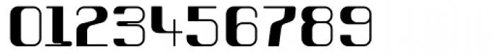 Romero Heavy Font OTHER CHARS