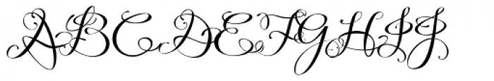 Romi Font UPPERCASE