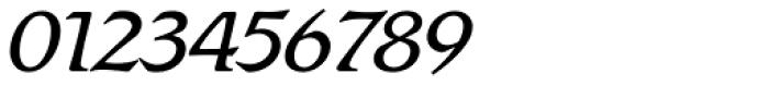 Romic SH Light Italic Font OTHER CHARS
