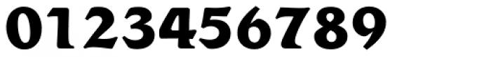 Romic Std ExtraBold Font OTHER CHARS