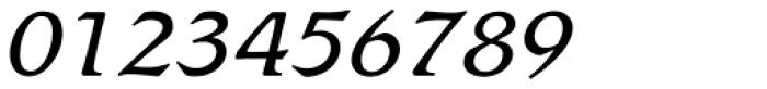 Romic Std Light Italic Font OTHER CHARS