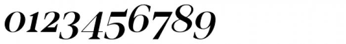 Romina medium italic Font OTHER CHARS