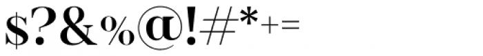 Romina medium Font OTHER CHARS