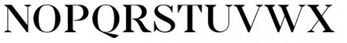 Romina medium Font UPPERCASE