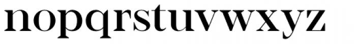 Romina medium Font LOWERCASE