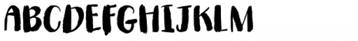 Romkugle Regular Font UPPERCASE