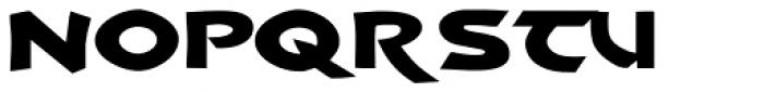 Ronan Medium Font UPPERCASE
