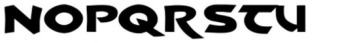 Ronan Medium Font LOWERCASE