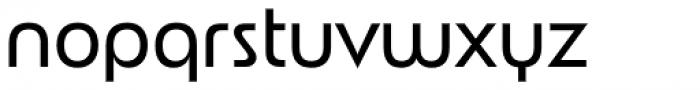 Rondana Regular Font LOWERCASE
