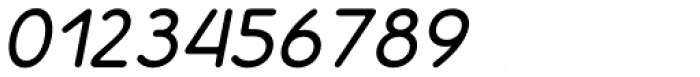 Rondell DemiBold Italic Font OTHER CHARS