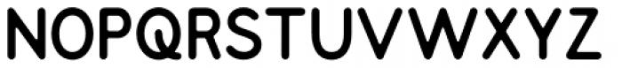 Rondell ExtraBold Font UPPERCASE