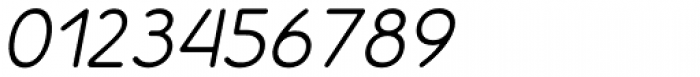 Rondell Italic Font OTHER CHARS