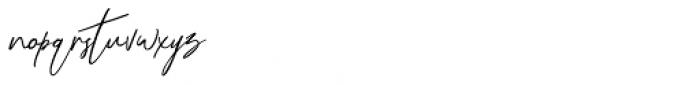 Ronet Regular Font LOWERCASE