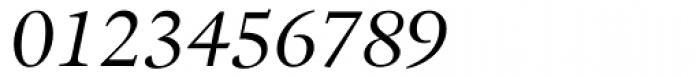 Rongel Figures Italic Font OTHER CHARS