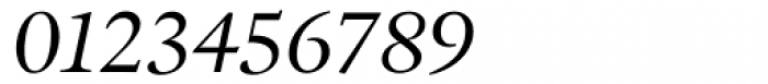 Rongel Lining Italic Font OTHER CHARS