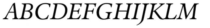 Rongel Lining Italic Font UPPERCASE