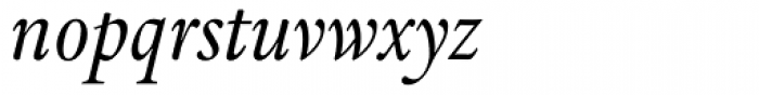 Rongel Lining Italic Font LOWERCASE