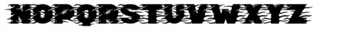 Roots Original Font LOWERCASE