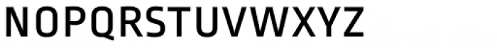 Ropa Sans SC Font LOWERCASE