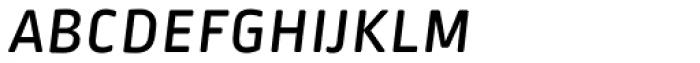 Ropa Soft SC Pro Italic Font LOWERCASE