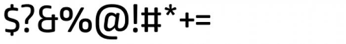 Ropa Soft SC Pro Regular Font OTHER CHARS