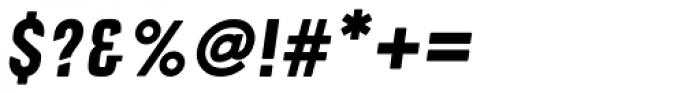 Roper Serif Italic Font OTHER CHARS